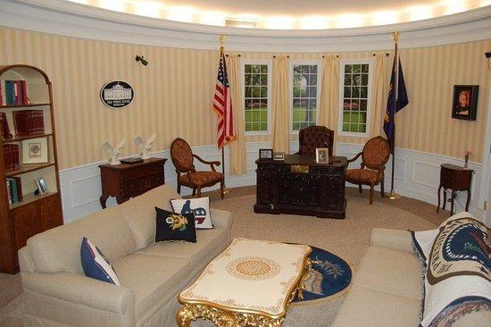 Chicago - EscapeHouse - Escape the White House - room