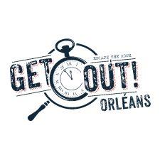 Orléans - Get Out - Atelier Tesla - logo getout-orleans
