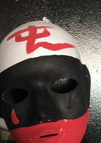 Montreak - Find the key - Insomnium - Mask.jpg