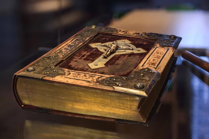 Quest Factor - National Treasure - Bible - Pixabay.jpg