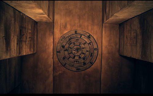 Montreal - X-Cape - Tomb of Anubis - Circles