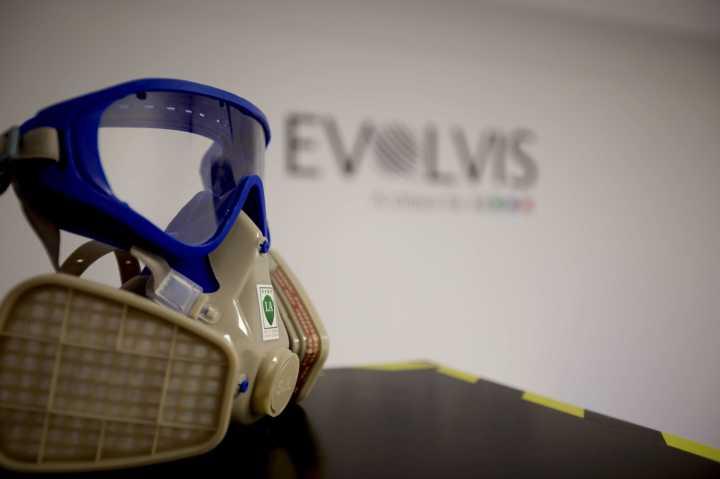 Paris - Immersia - Evolvis - Masque - light